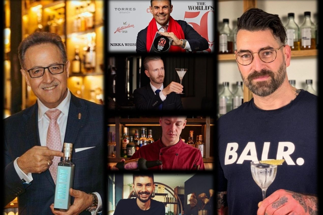 Photo for: London's 15 leading bartenders and mixologists you must follow on Instagram