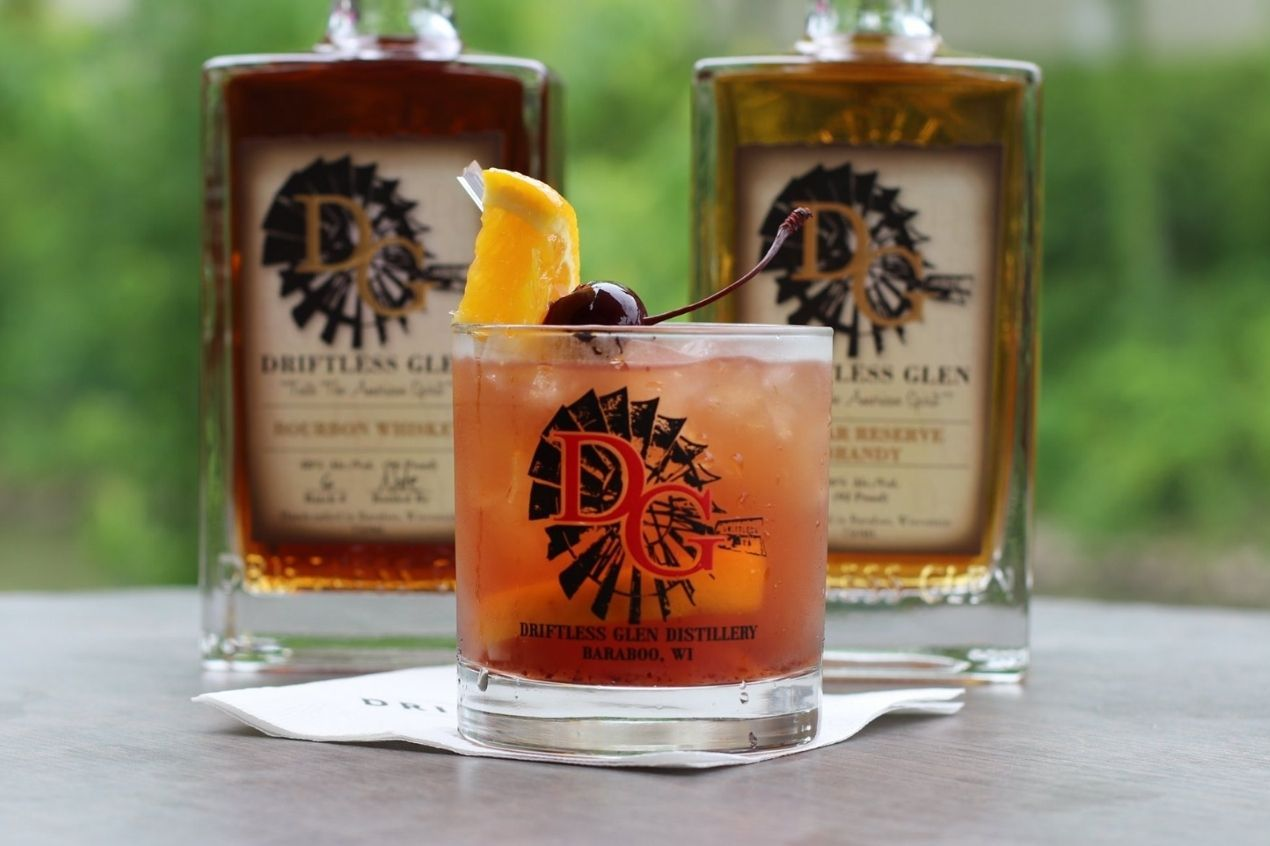 Photo for: Whiskey Cocktails by Driftless Glen Distillery