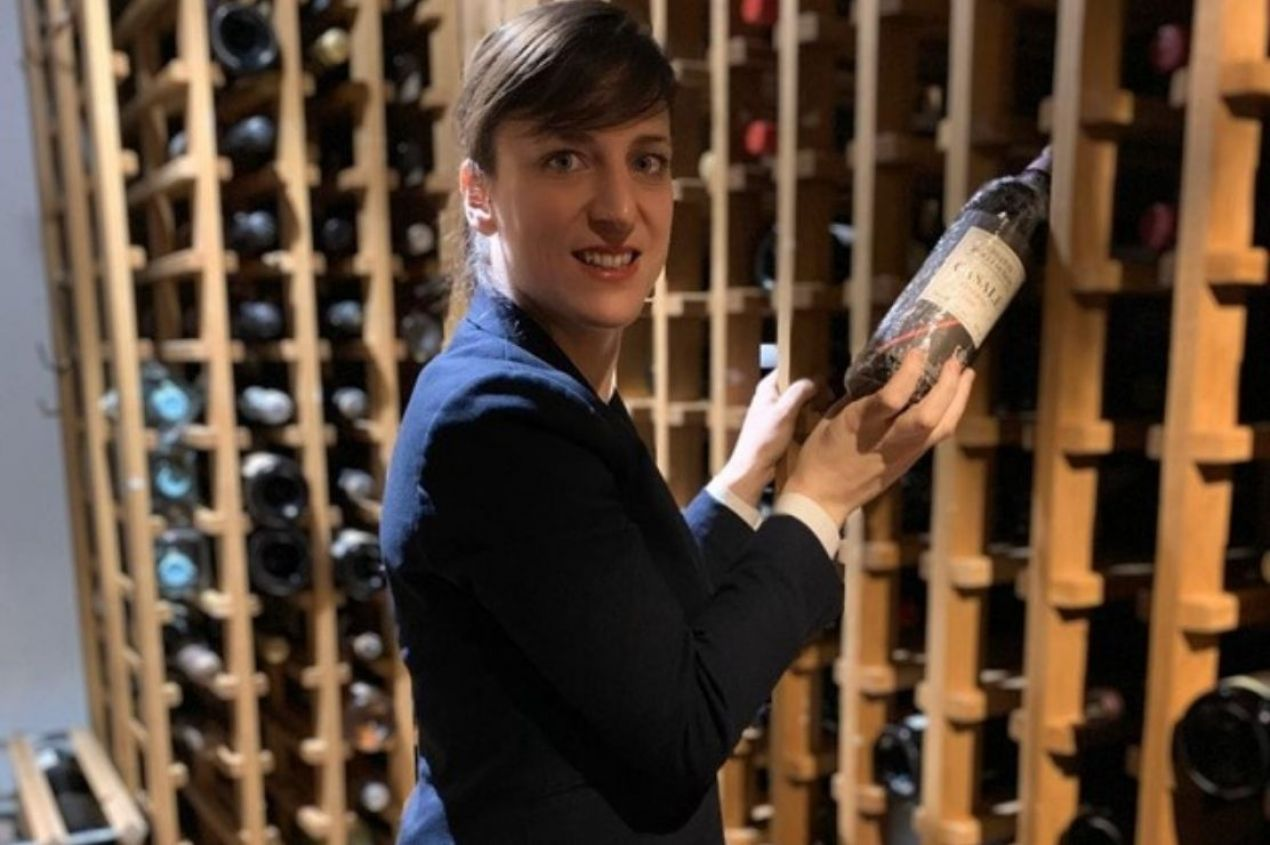 Photo for: Know Your Sommeliers: Sara Rossi