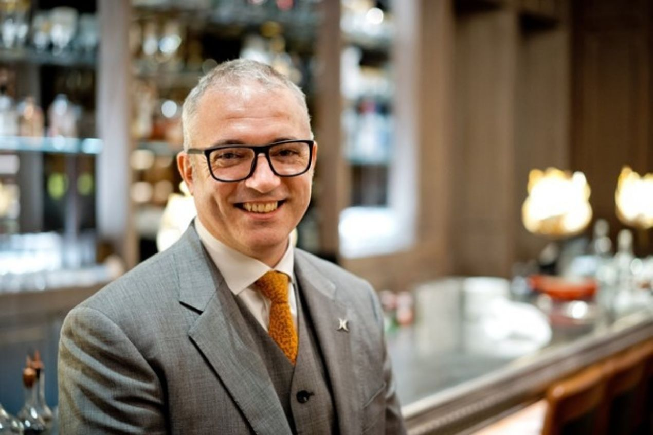 Photo for: Know Your Sommeliers: Chris Delalonde MS