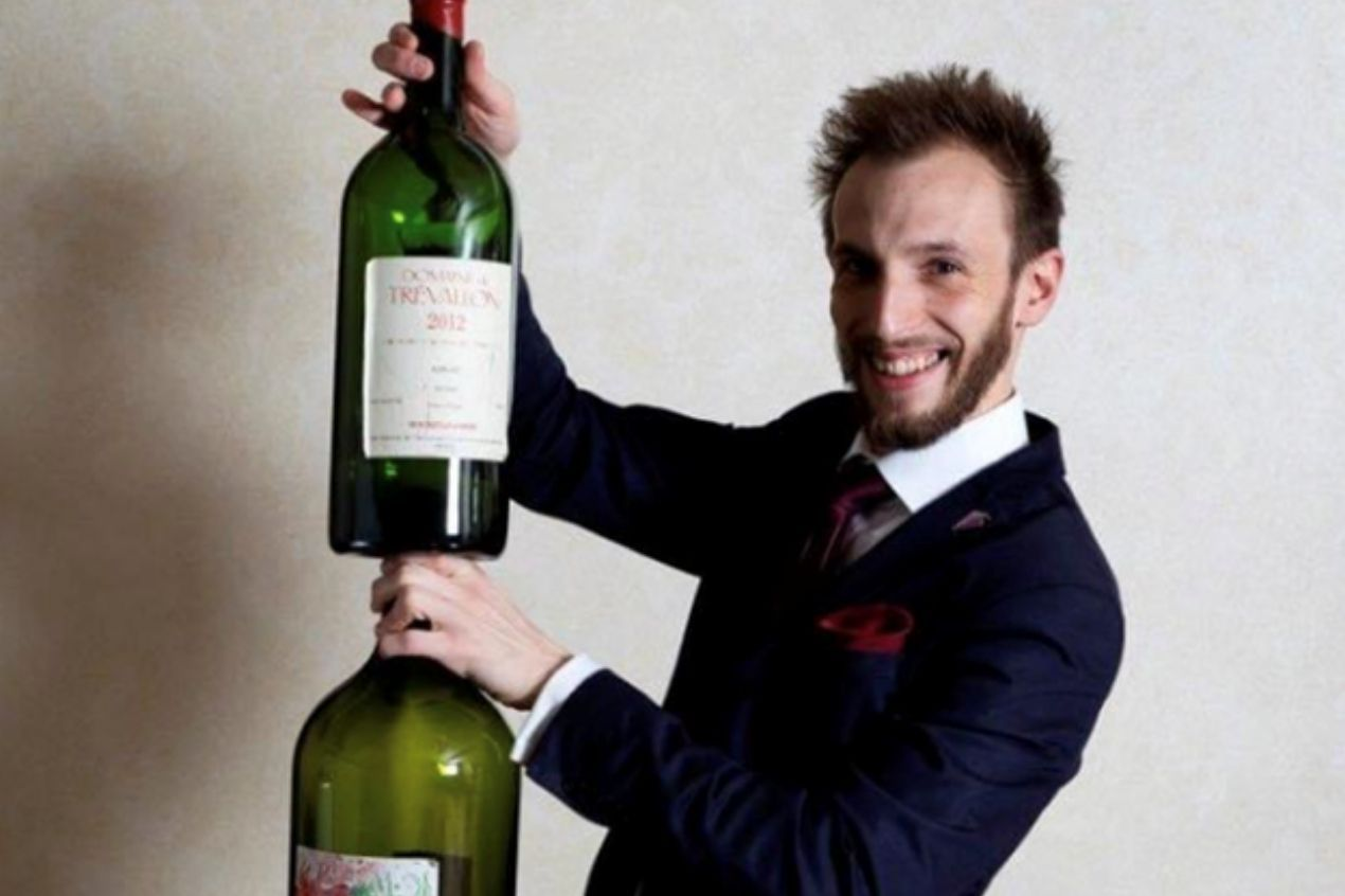 Photo for: Know Your Sommeliers: Yuri Gualeni