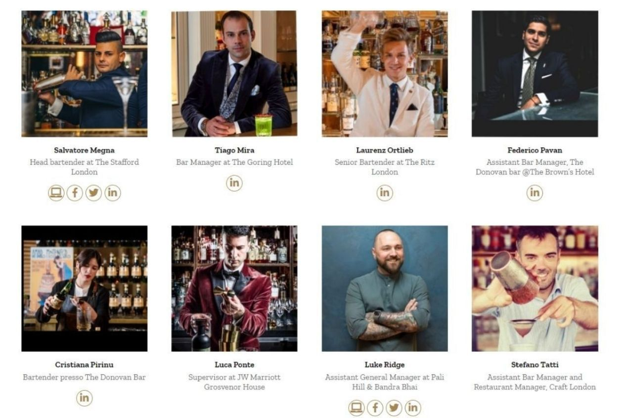Photo for: Top 100 spirits recommended by London's spirits experts
