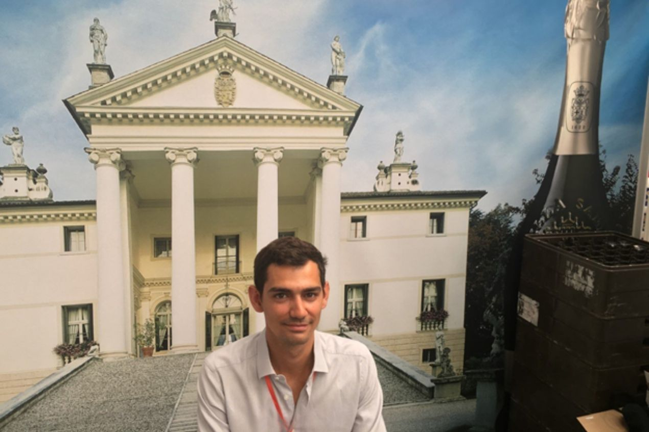Photo for: Know Your Sommeliers: Matteo Montone MS