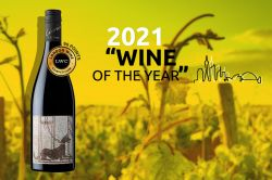 Photo for: Jo Irvine's Lévrier 2015 Anubis is Wine of the Year