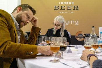 Photo for: Why drinkers should raise a toast to the London Beer Competition