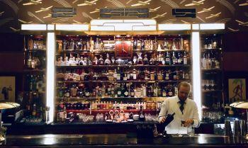 Photo for: Q + A with Minas Kotoulas, head bartender at Bar Americain