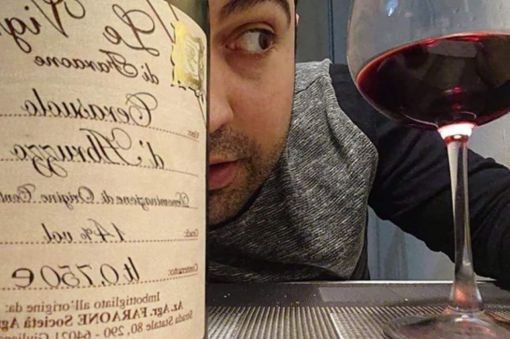 Photo for: Know Your Sommeliers: Antonio Palmarini