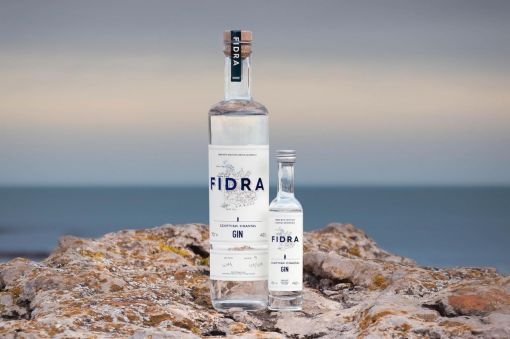 Photo for: Kidnapped: A Fidra Gin Cocktail