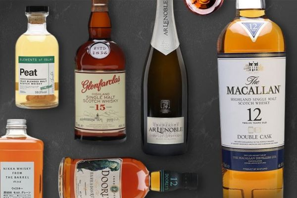 Photo for: Buy craft gins, rare wines and limited-edition whiskey in London