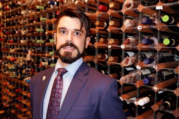 Photo for: Know Your Sommeliers: Daniele Chelo