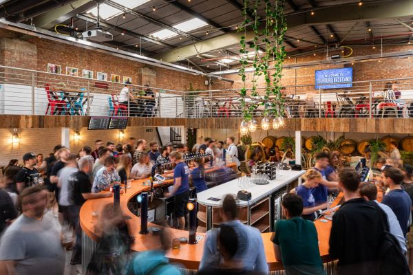 Photo for: From Borough Market To Vinegar Yard, Learn Where To Drink At London's Food Halls