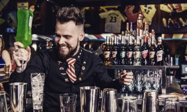Photo for: Q + A with Gary Burdekin, Master Bartender at TGI Friday's UK
