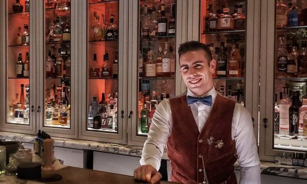 Photo for: Q + A with Paulo Azevedo, Junior bartender at The Goring