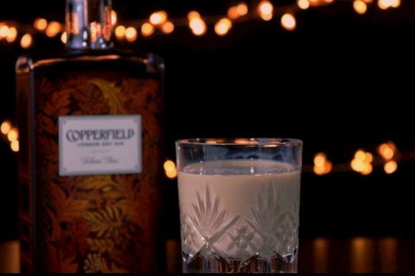 Photo for: Sip on the Copperfield's Chocolate Orange Cream