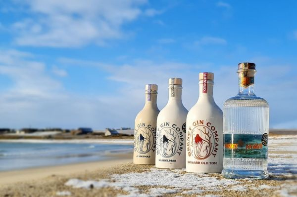 Photo for: Bottled from nature: Orkney Gin Company
