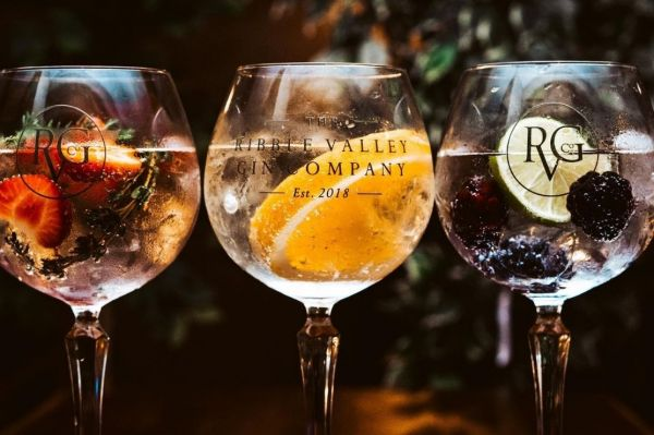 Photo for: The Ribble Valley Gin - Crafted In Lancashire