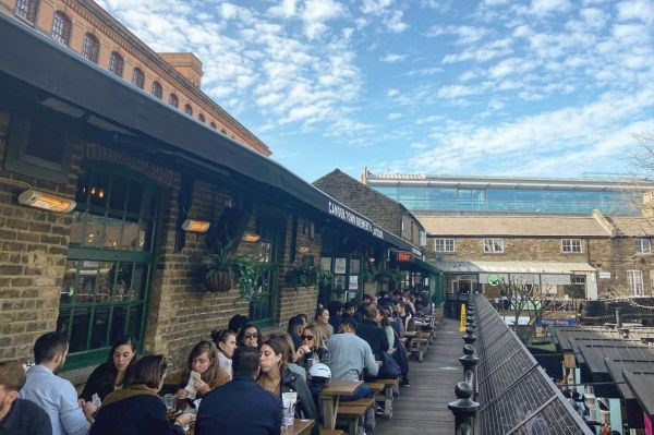 Photo for: Best rooftop bars in Camden