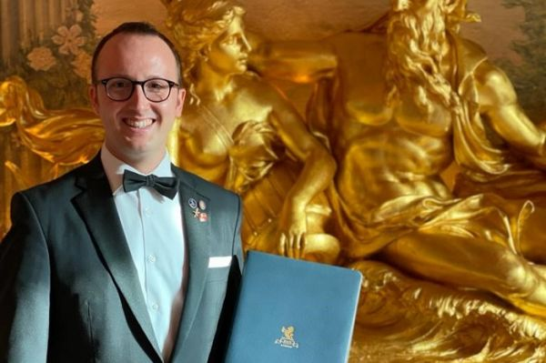 Photo for: Know Your Sommeliers: Matteo Furlan