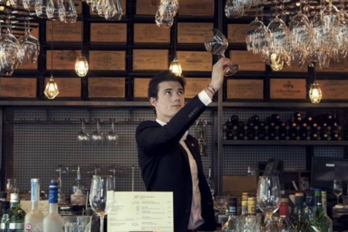 Photo for: Know Your Sommelier: Jules Bensacq