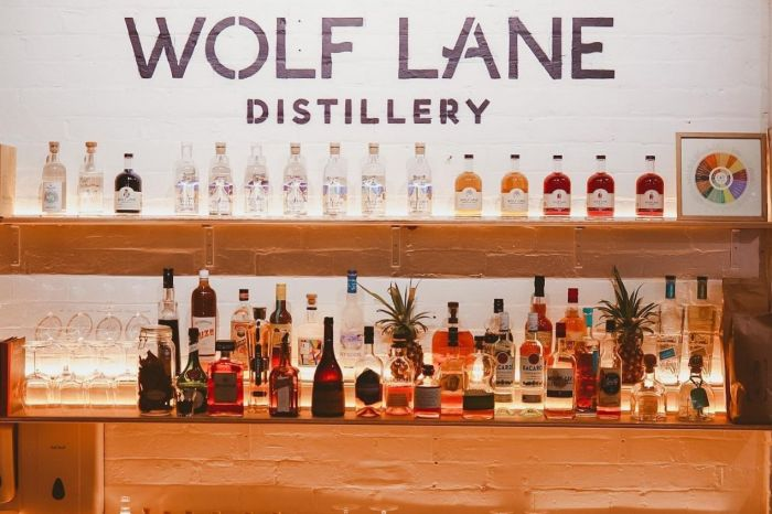 Photo for: A Sip of Paradise with Wolf Lane