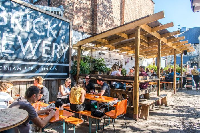 Photo for: The best spots to grab a drink in Peckham