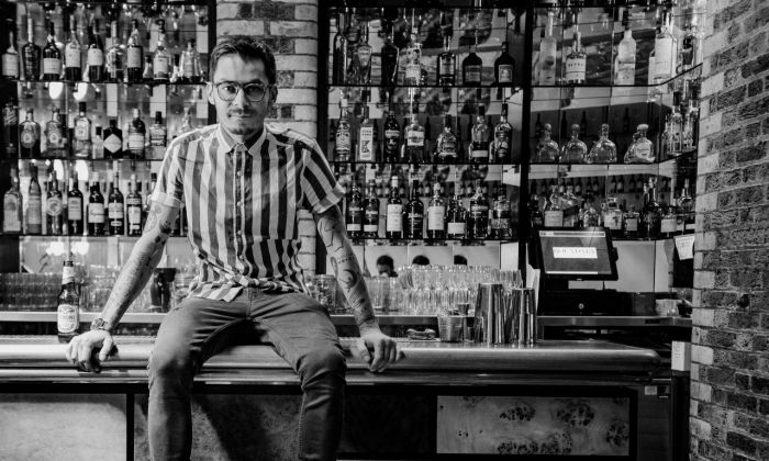 Photo for: Q + A with Cosmin Tigroso, Head Bartender at Vintry and Mercer