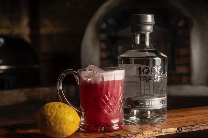 Photo for: One Cocktail with the 1000 Trades Gin