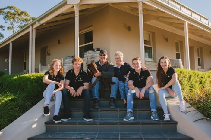 Photo for: Brockenchack Wines Brings Glory to Barossa