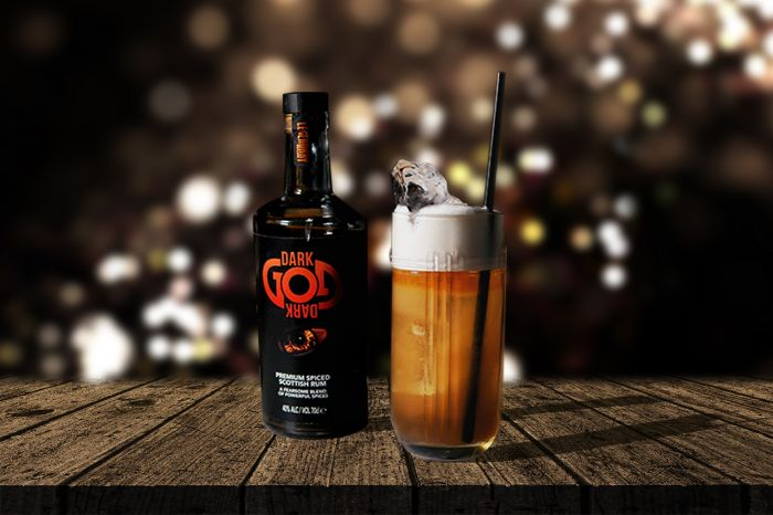 Photo for: Double it Up with Dark God Rum