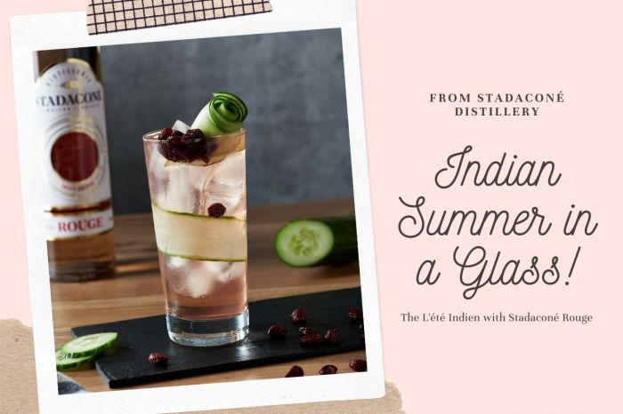 Photo for: Indian Summer in a Glass