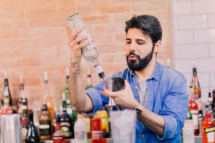 Photo for: Make a Negroni with Michele Lombardi