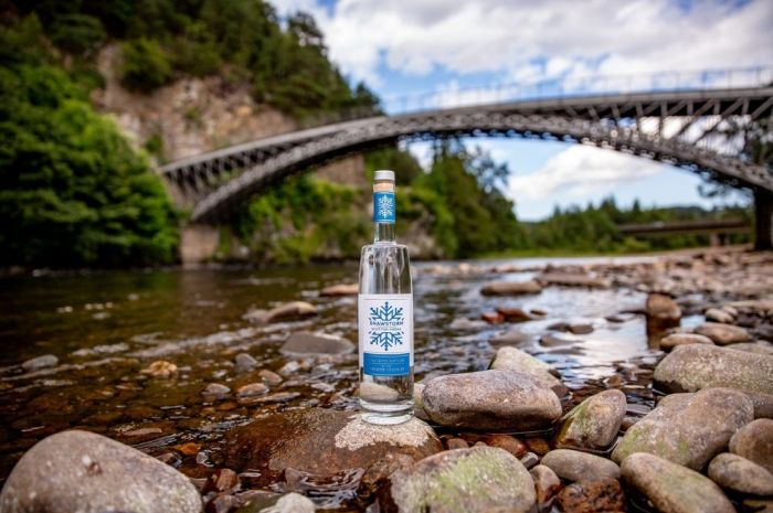 Photo for: Snawstorm - Putting Scottish Vodka on the Map
