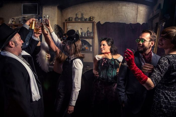 Photo for: Watch out for London's spine-tingling Halloween events