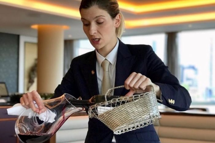 Photo for: Know Your Sommeliers: Beatrice Bessi