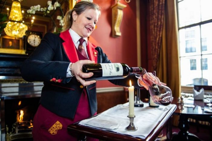 Photo for: Know Your Sommeliers: Adriana Valentini
